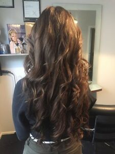 HAIR EXTENSIONS full head for only 280.00 Gowanbrae Moreland Area Preview
