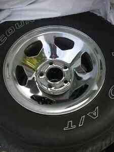 Chevy rims  need gone asap