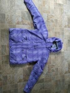 Women winter jacket large