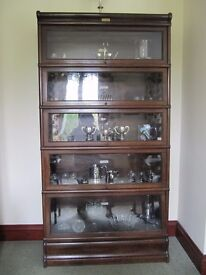 Globe Wernicke Barrister's Bookcase - now reduced in price!