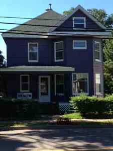 Rental office space in renovated house in downtown Truro