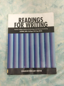 Readings for Writing