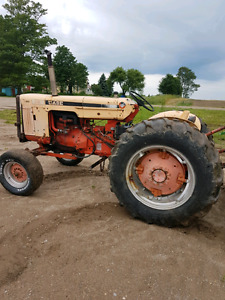 Case 530 tractor