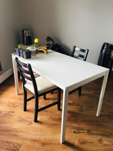 [Moving Sale] IKEA Dining Table, Bed Frame, Slow Cooker, etc