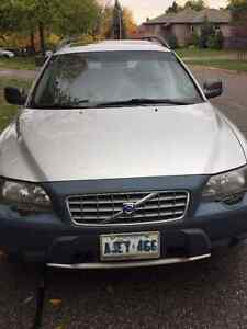 2002 Volvo XC70 Wagon, For Parts or Repair