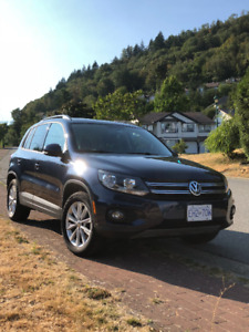 Volkswagen Tiguan Comfortline- Excellent Condition