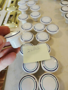 250 pcs.Of Cupboard, Dresser Knobs, Handles& Wood Plate Covers Kitchener / Waterloo Kitchener Area image 2