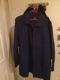Lyle and Scott coat brand new.
