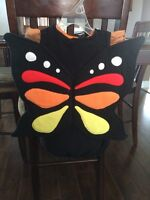 Butterfly costume-2T