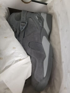 jordan 8 retro cool grey size 10 DS with receipt