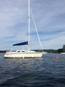 "Hunter 28"" Sailboat for Sale"