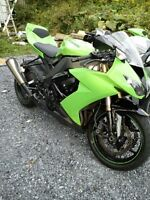 2008 Kawi ZX10R - Last Price Reduction before storage - $5,500