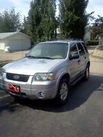 Ford Escape XLT 2007 Automatic