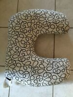 Black and White Nursing Pillow
