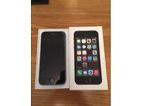 Apple iPhone 5s, 16gb space grey - unlocked.