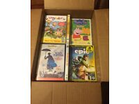 Kids DVDs 50p a unit in wholesale, bulk, ideal resell