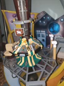 Doctor Who large Tardis toy