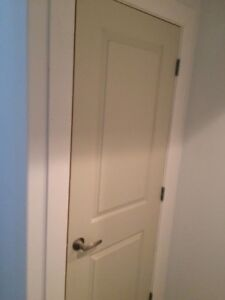 QUALITY CARPENTER INSTALLATIONS OF DOORS,CASINGS,BASEBOARDS,