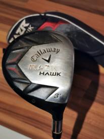 Callaway razr hawk 3+