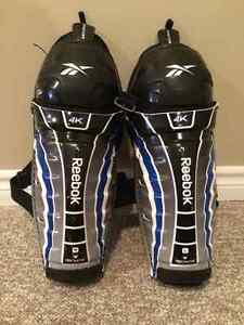 Sr. Reebok Shin Pads Peterborough Peterborough Area image 1