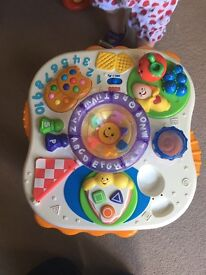 Fisherprice Laugh and Learn Electronic Activity Table