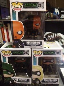 Arrow funko pops