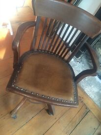 Old chair ancient shabby chic