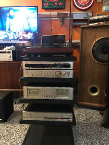 Luxman Component Stereo System