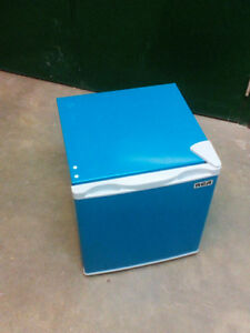 Bar Fridge, Mini, Refrigerator, New, Designer, Blue, Green, Tiel