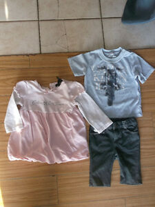 CALVIN KLEIN and OLD NAVY SHIRTS AND PANTS SIZE 2-3X Gatineau Ottawa / Gatineau Area image 2