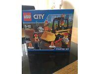 LEGO City Demolition Starter Set - BRAND NEW