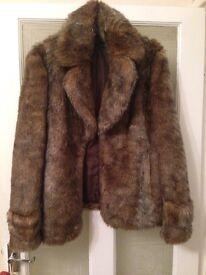 Next fur coat