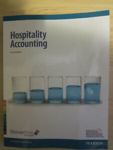 Hospitality Accounting 2nd Edition (GREAT CONDITION) Kitchener / Waterloo Kitchener Area image 1