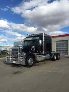 Freightliner sd 600hp 2050 tq 46 rears/ lease take over
