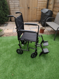 Drive Travelite Wheelchair