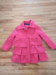 3T girls coat