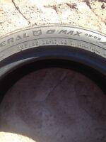 4 Tires- 205/50 ZR 17