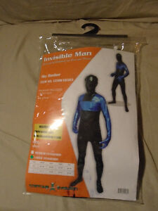 Invisible Man Sky Dasher Costume (Size: L)