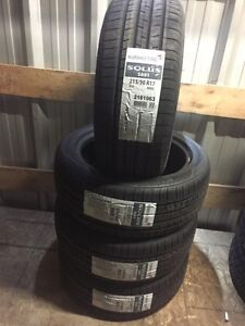 4-215/50/17 Kumho Solus SA01 all season tires - Brand New!!!!