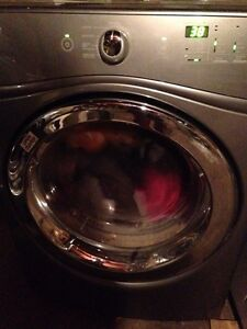 Whirlpool Duet series front loading washer and dryer