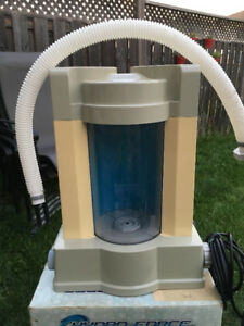 Hydro-Force Clear water system - Ozonator Filter