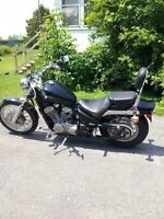 2004 Honda Shadow 600