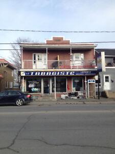 Local commercial au centre ville