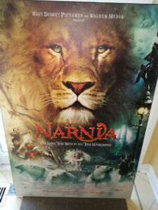 Narnia-The Lion, The Witch And The Wardrobe Poster
