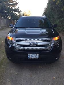 2015 Ford Explorer XLT,