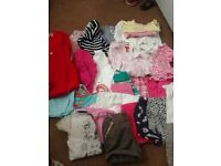 Children's girls 2-3 large bundle