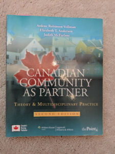 Canadian Community as Partner, 2nd Ed.