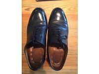 Men's RAF Parade / No1 shoes size 12