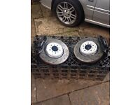 BMW M3 360mm Discs and Calipers 60 60 360