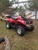 2004 Yamaha Grizzly- New Price